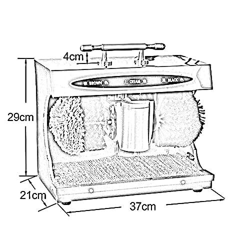 Amazon Com Feifei Shoe Polish Machine Automatic Sensor Electric