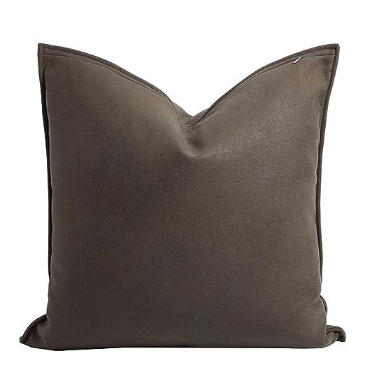 nuobaby - Funda de cojín Decorativa para sofá de 50 x 50 cm ...