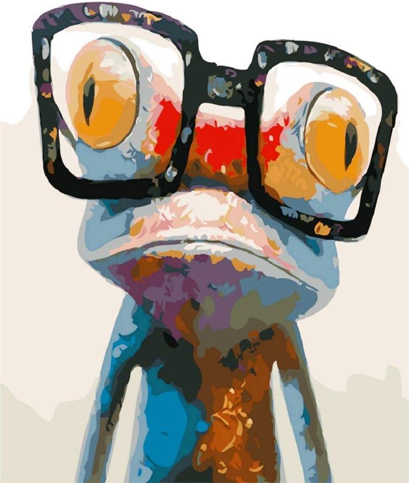 per adulti kit fai da te per pittura a olio bambini frameless Beryart principianti 40,6 x 50,8 cm motivo vista mare