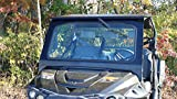 2014-16 Intimidator ALL Models Front DOT Windshield with Wiper By Bad Dawg 793-1030-00