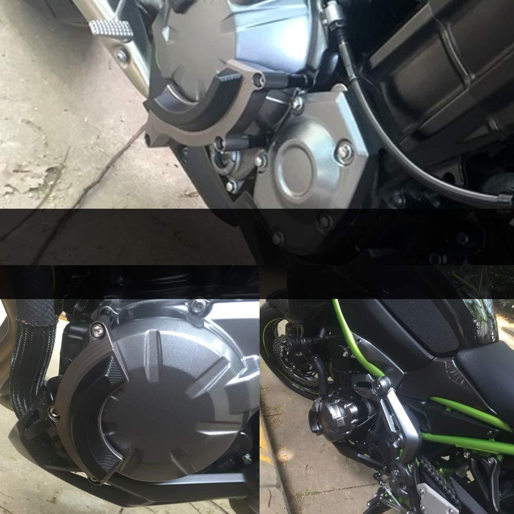 Tamponi Paratelaio Protezioni Telaio per Kawasaki Z900 2017