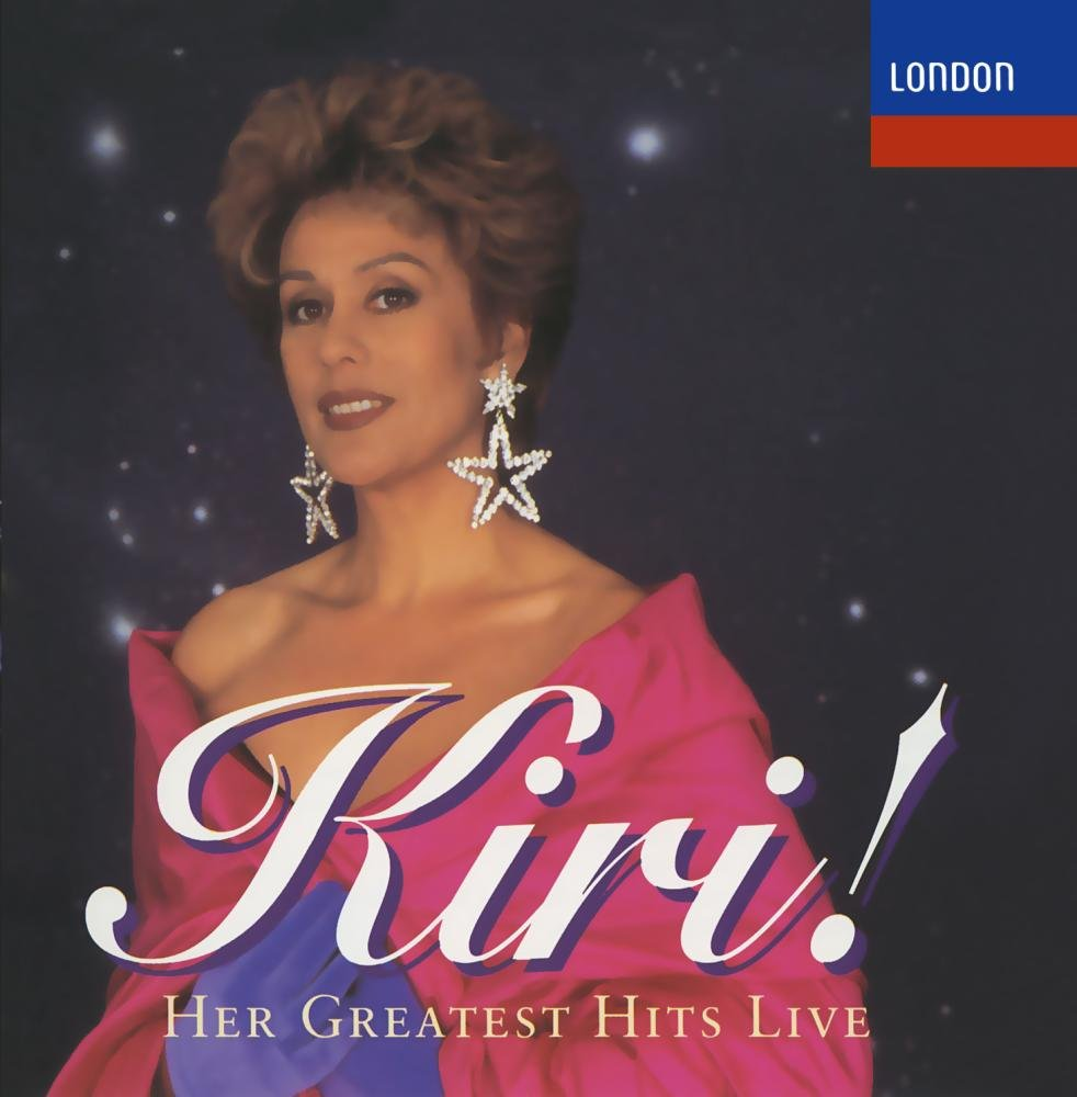 Kiri! Her Greatest Hits Live by Decca