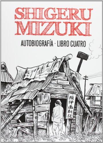 Descargar Libro . Autobiografía - Libro 4 Shigeru Mizuki