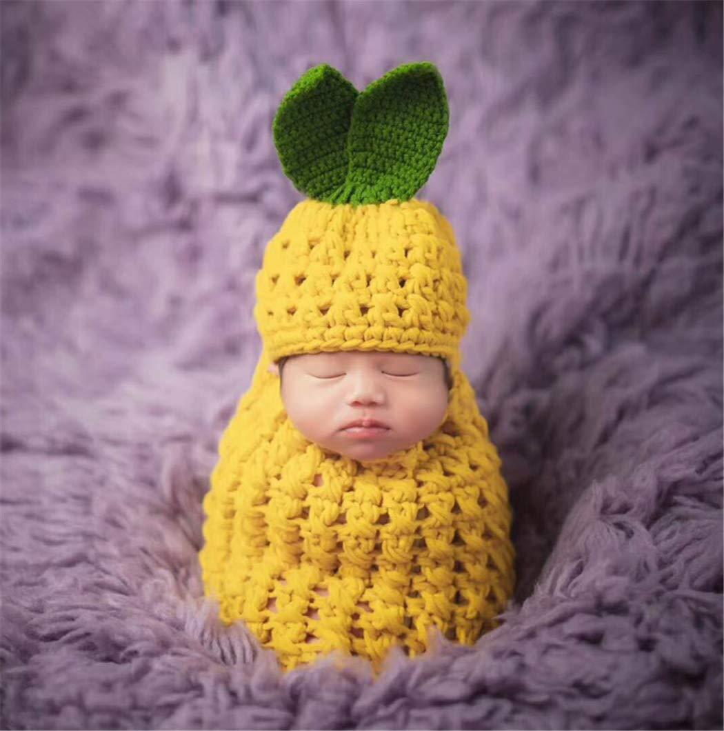Amazon.com: Bebé disfraz fotografía piña sacos de dormir ...