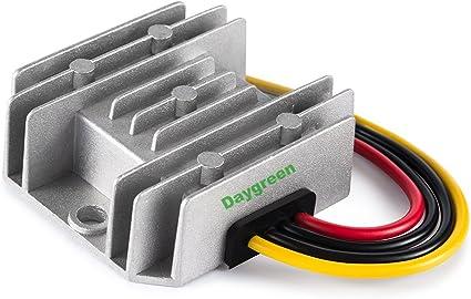 24V to 12V 5A dc dc converter regulator car step down reducer  CPUK
