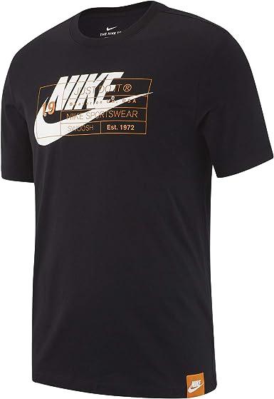 Nike M NSW tee Story Pack 3 Camiseta de Manga Corta, Hombre, Black, L: Amazon.es: Ropa y accesorios