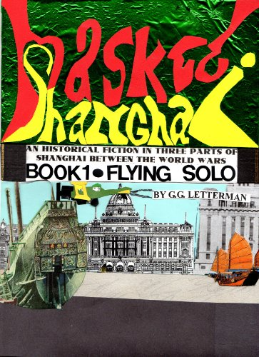 Maskee Shanghai Book 1 Flying Solo