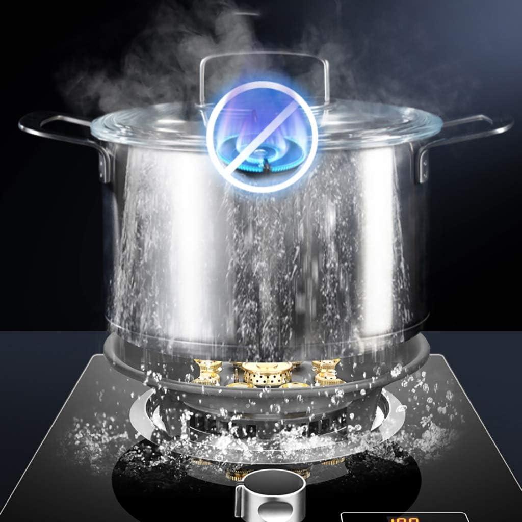 Placa de gas Olla Escritorio Cocina de gas, incorporado ...
