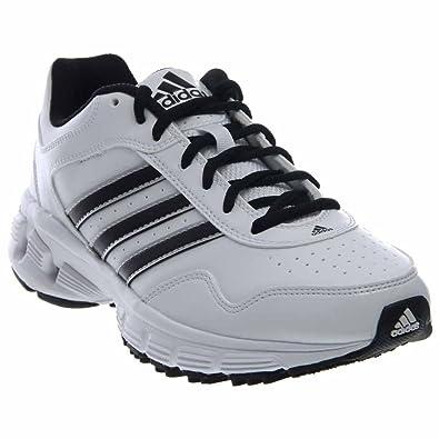 factory authentic 0344f 86c85 adidas Falcon Trainer 3 Mens Turf Shoe 15 White-Black