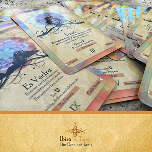 Ibiza Tarot The Oracle of Tanit by Ibiza Tarot (Image #5)