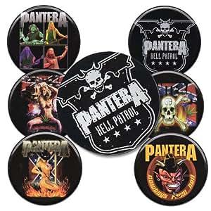 Pantera - Hell Patrol Coaster Set