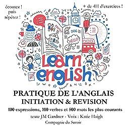Initiation et révision de votre pratique de l'anglais