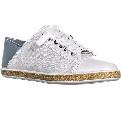 cd1905aba915 MICHAEL Michael Kors Kristy Slide Fashion Sneakers (9.5)  Amazon.co.uk   Shoes   Bags