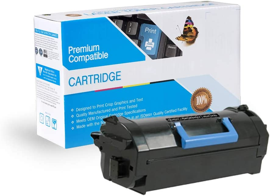 COS Imaging Compatible Ink Cartridge Replacement for Dell 331-9795. Black