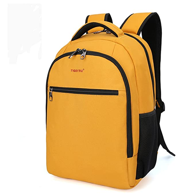 0c9b26c468a1 Tigernu Laptop Backpack 15 inch - Slim - Padded - Professional -  Lightweight - Water proof - Ergonomic - With Bottle Holders - for Business  College Travel + ...