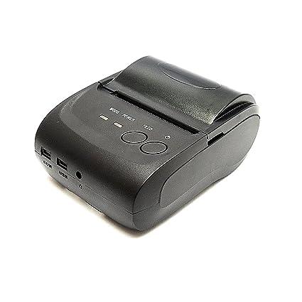 58mm Impresora Térmica Inalámbrica de Recibos Tickets Interfaz de ...