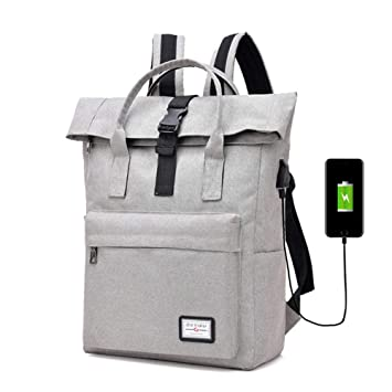 a441c96a1975 Amazon.com: RCTO 2019 Hot Sale Canvas Backpack Women School Bags for ...