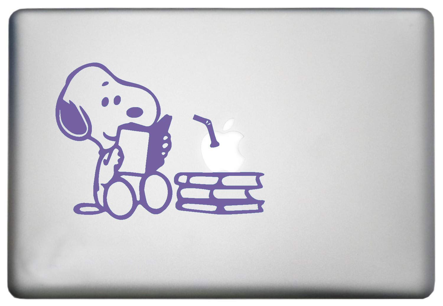 Email us color  otherwise we ship White Snoopy Decal