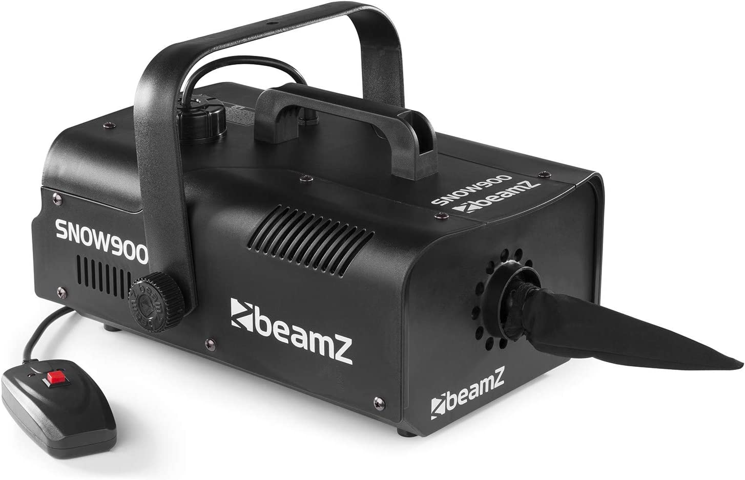 Beamz Snow900 - Máquina de nieve 1 L 900 W