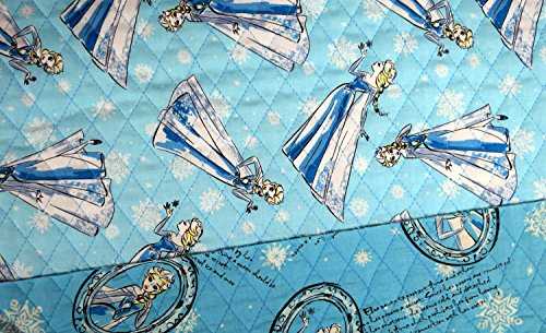 double faced quilt fabric - 4