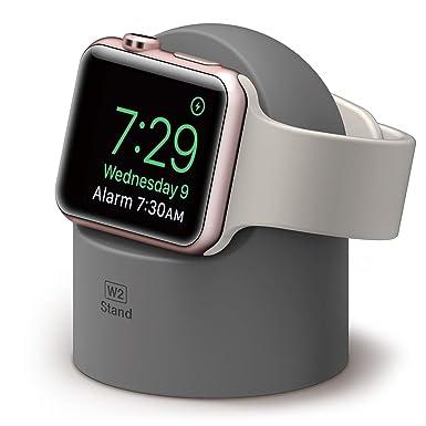 Soporte Apple Watch, elago W2 Stand Compatible con Apple Watch Serie 4 / Serie 3