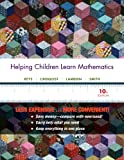 Helping Children Learn Mathematics, Reys, Robert E. and Lindquist, Mary, 1118129148
