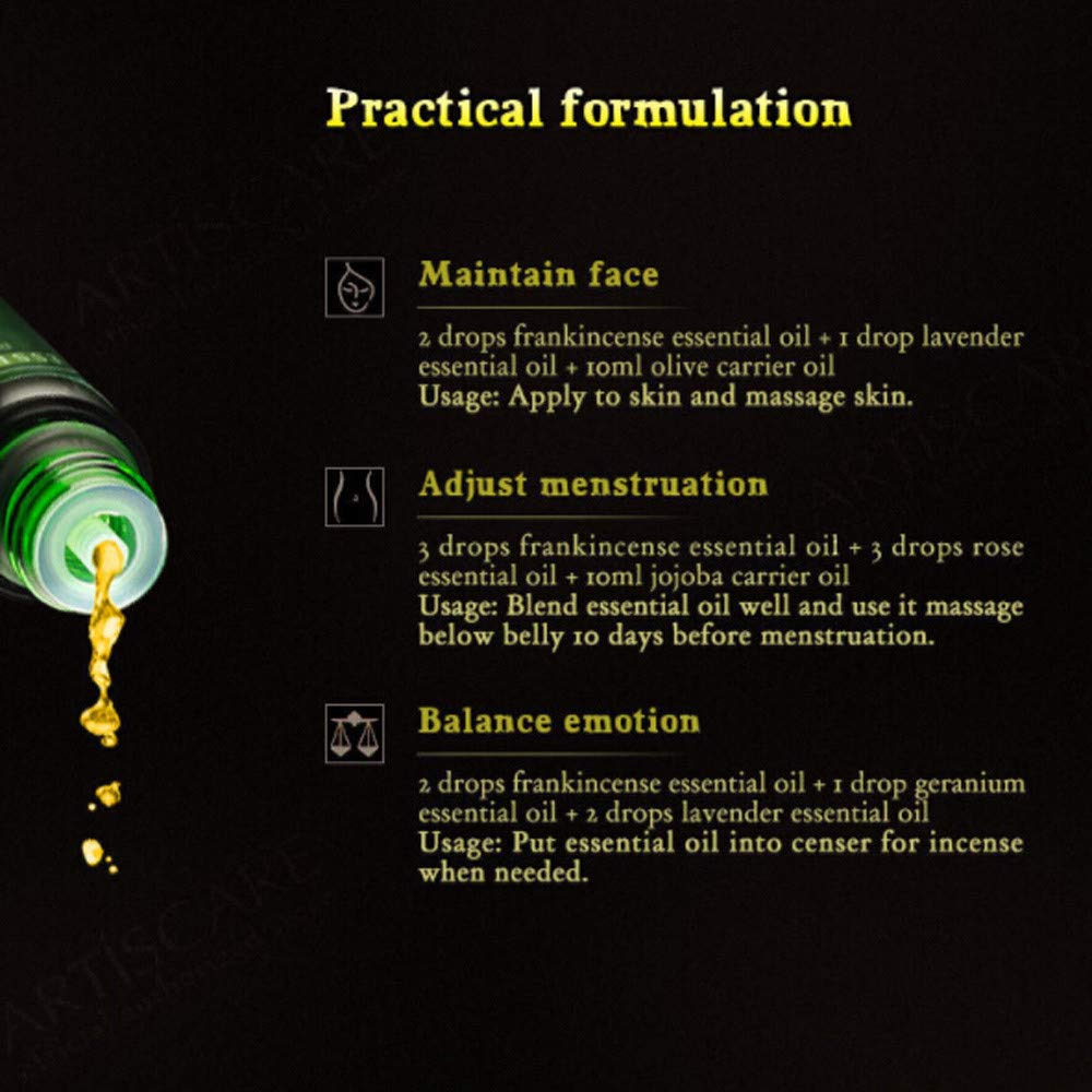 Amazon.com : LiPing 10ml 100% Pure & Natural Chamomile ...