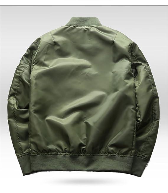 WS668 Herren Retro Modisch Mantel Klassisch Outdoor Piloten Jacke Mens  Bomber Jacket (EU/DE X-Small (Asia Tag M), 2783-Schwarz): Amazon.de:  Bekleidung