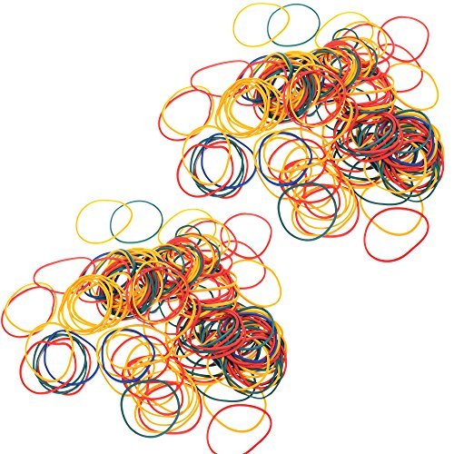 Yellow Filing Rubber Band - 7