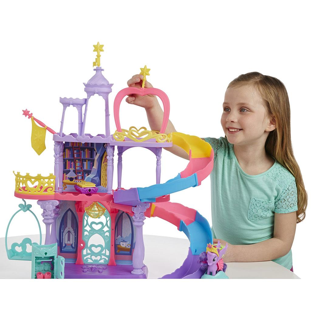Amazon Com My Little Pony Friendship Rainbow Kingdom