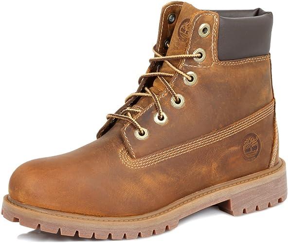 Timberland Authenic Waterproof, Boys' Boots: Amazon.co.uk: Shoes & Bags
