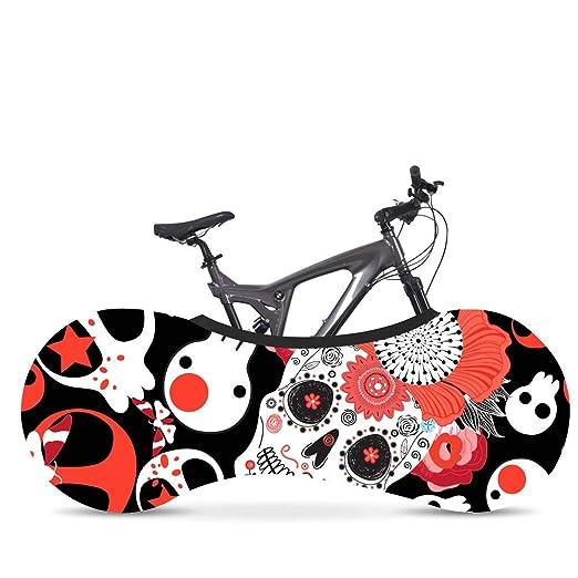 AIYL Funda Bici para Interiores Funda para Bicicleta Exterior ...