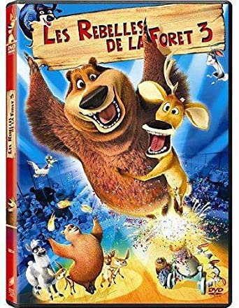 Les Rebelles De La Forêt 3 Dvd Blu Ray Amazon Fr