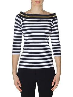 Shirt Sweat Liu Femme Jo Jeans Blanc BlancVêtements CxBQdoeWrE