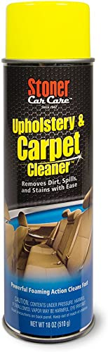 Stoner Car Care Upholstery and Carpet Cleaner 18-Ounce