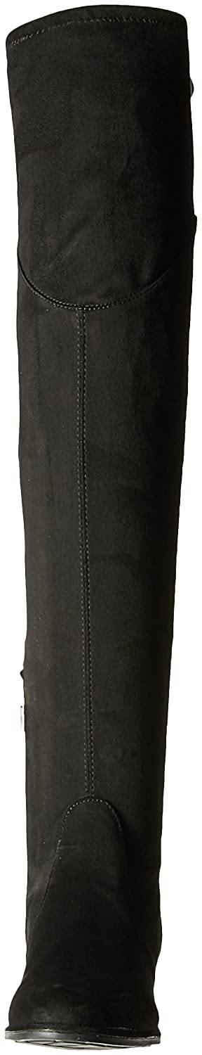 Marc Fisher Women's Boot Hulie Over The Knee Boot Women's B072MSQFGH 6 B(M) US|Black 962 e9fc44