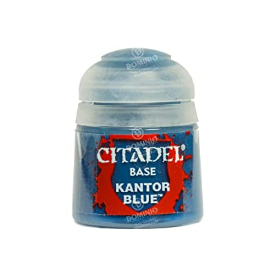Citadel Base Paint Kantor Blue: Toys & Games