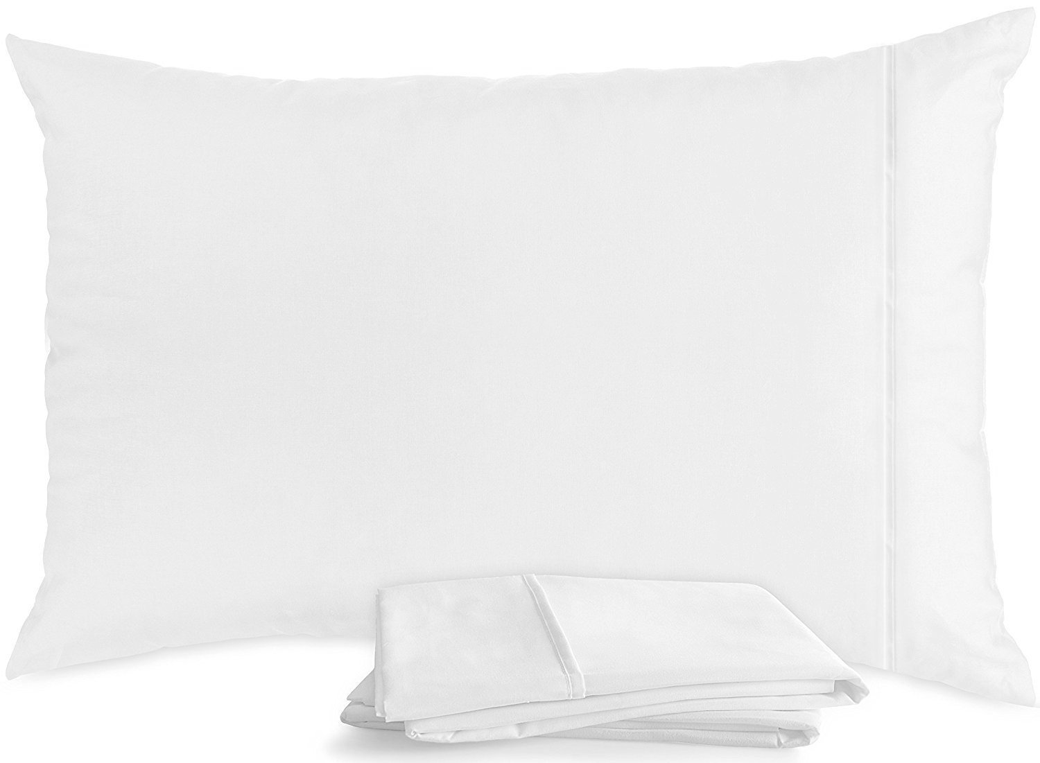 Queen White Set of Dozen Pillowcases - by Utopia Bedding
