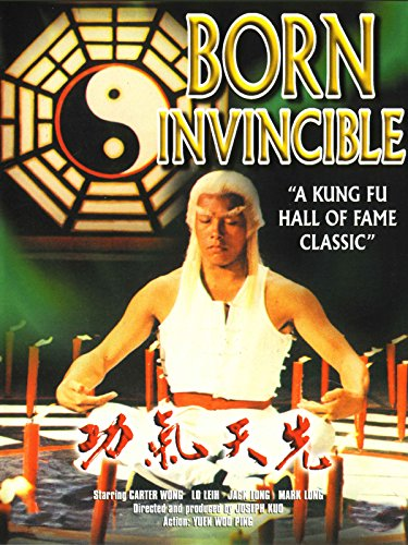 Born Invincible (The Man With The Golden Arm Kung Fu)
