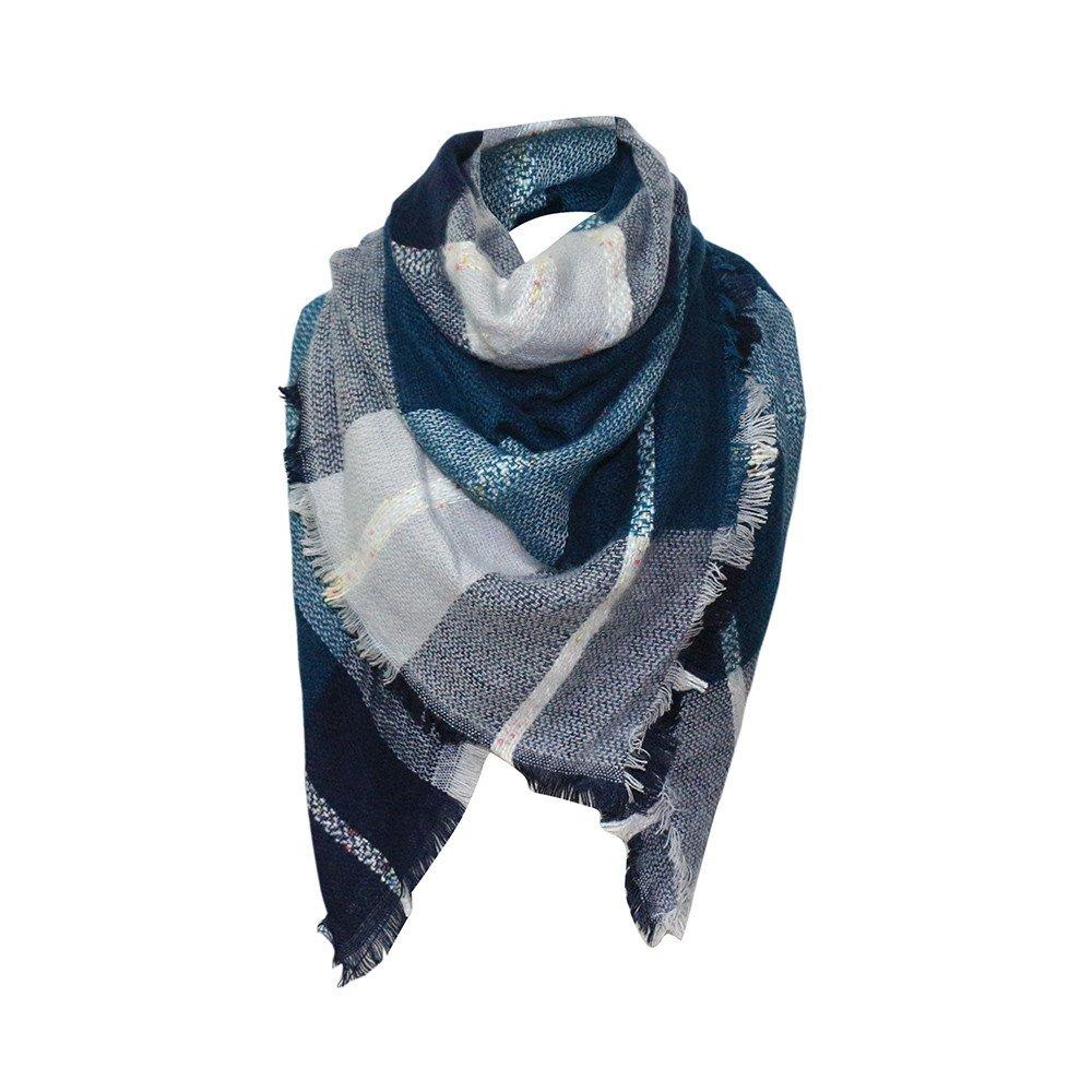 Womens Winter Warm Large Scarf Stole Latest UK Fashion Ladies Shawl Neck Wrap