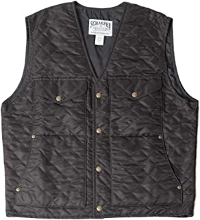 product image for BRIDGER QUILTED VEST 835-BK-05 COLOR - BLACK SIZE - LARGE