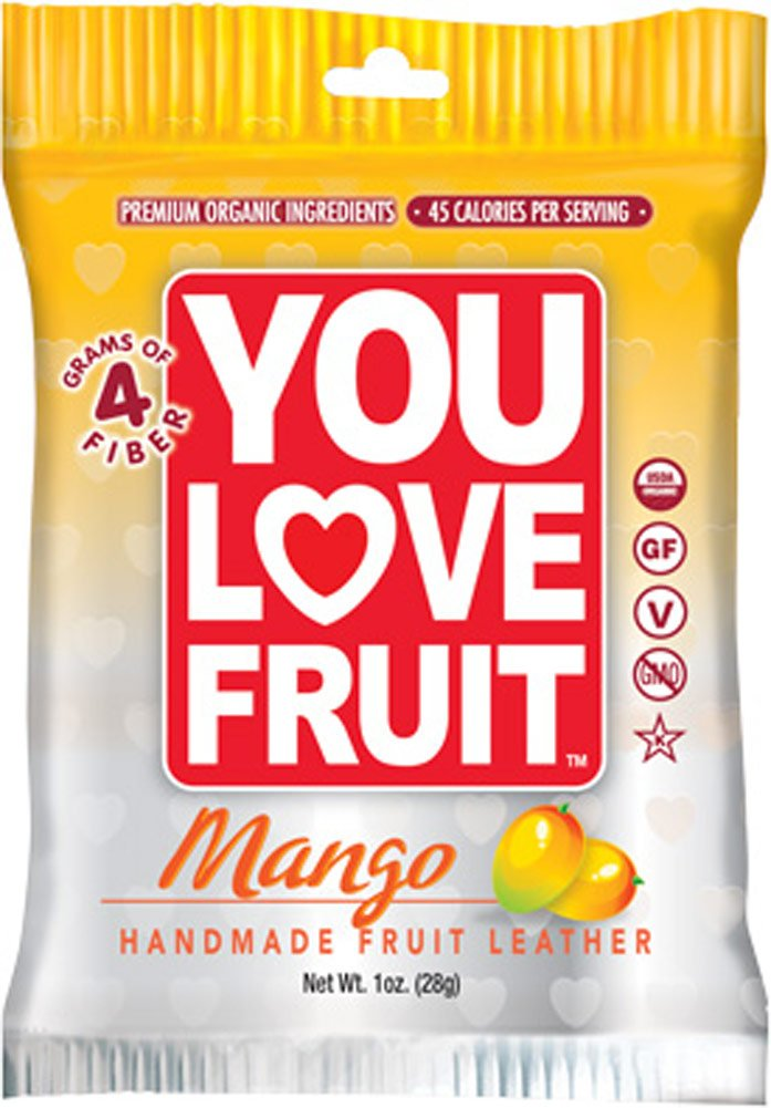 You Love Fruit Leather Mango, 1 oz