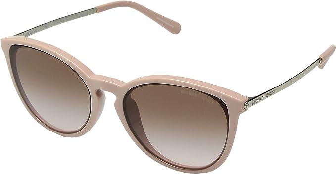Michael Kors 0MK2080U Gafas de sol, Rose Water, 56 para ...