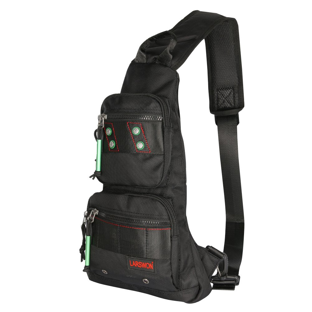 bdd4f50906 Wear this Sling Bag over either shoulder comfortably