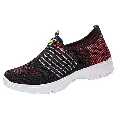 Beladla Zapatillas Mujer Deporte Running Zapatos para Correr ...
