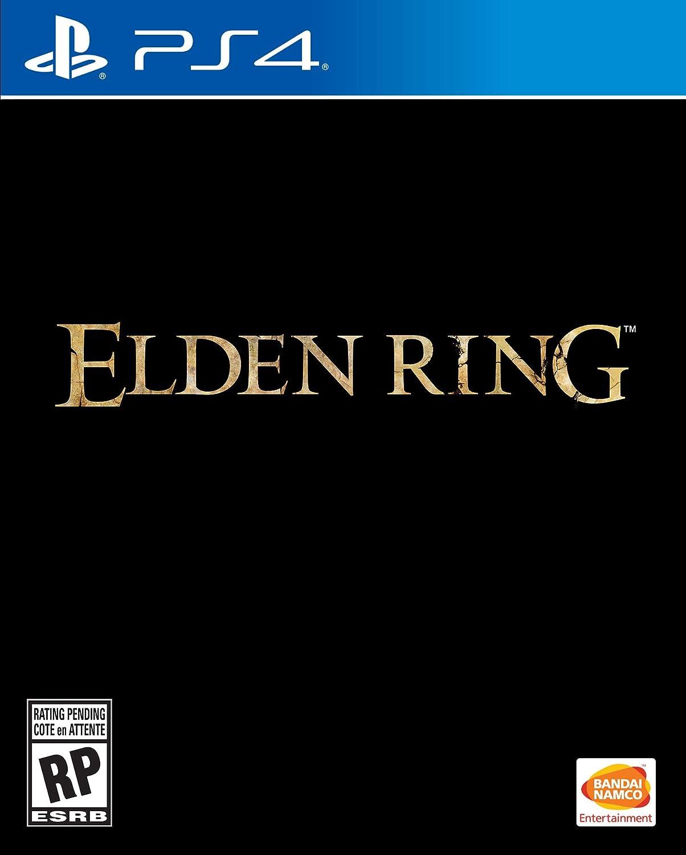 Elden Ring - PlayStation 4 by Bandai Namco Imported Game. B07SPYK271