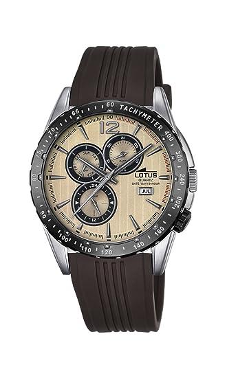 3729d90811b9 Lotus Reloj de Pulsera 18310 2  Amazon.es  Relojes