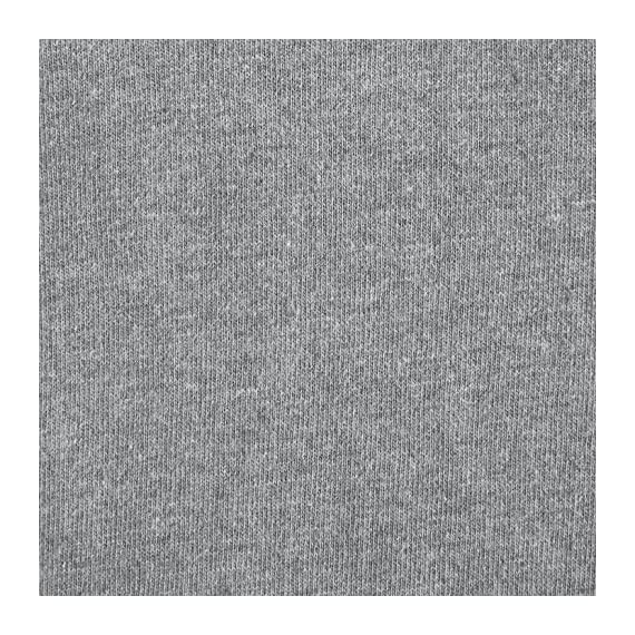 AmazonBasics Heather Cotton Jersey Bed Sheet Set - Full, Light Grey - Heather jersey sheet set includes flat sheet, fitted sheet, and 2 pillowcases Woven with pre-dyed yarn with a combed cotton heathered effect Light-weight heather jersey is exceptionally soft and comfortable - sheet-sets, bedroom-sheets-comforters, bedroom - 612jFvzoROL. SS570  -