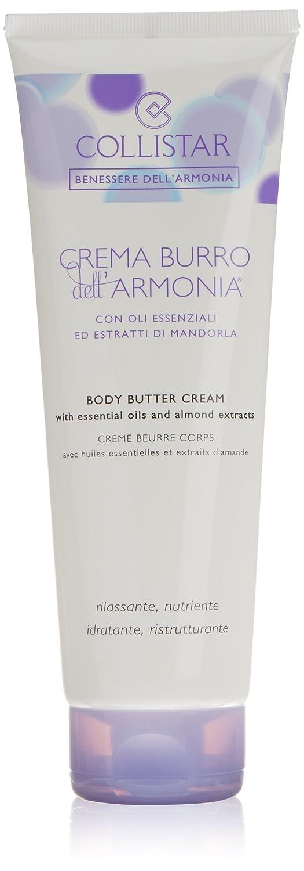 Benessere dell'Armonia Crema Burro 250 ml Crema Corpo Donna Collistar Italy 1228 COL27502_-250ml