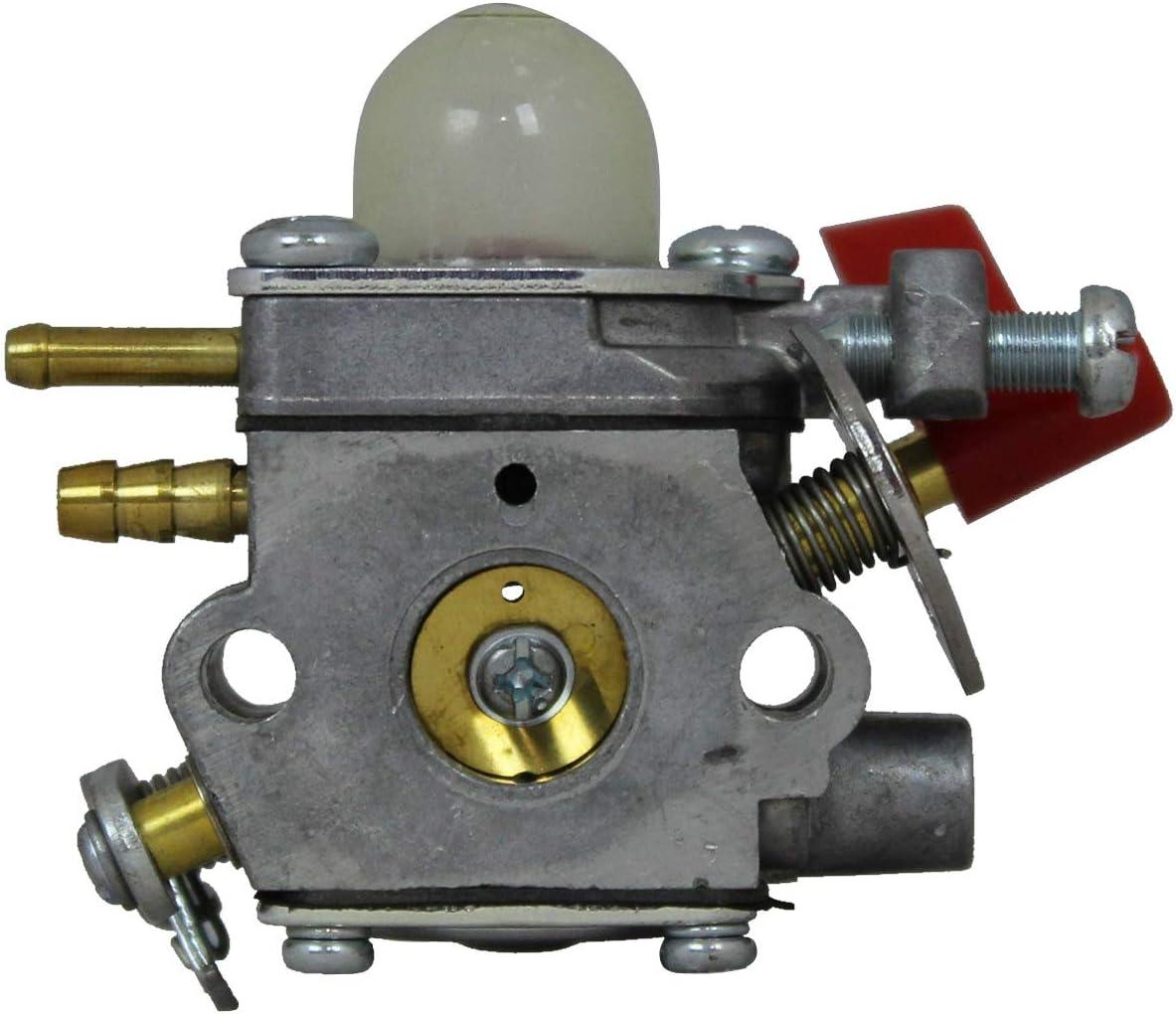 GT GARDEN - Carburador para soplador – Aspirador – triturador 26 ...